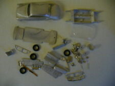 Triumph Stag Mk1 1/43rd Scale White Metal Kit by K & R Replicas