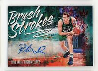 2018-19 Dino Radja 97/99 Auto Panini Court Kings Brush Strokes
