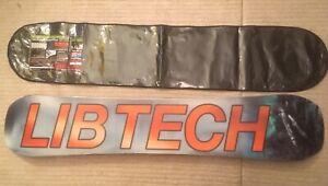 Lib Tech Box Knife 154cm Snowboard