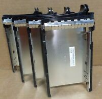 Lot of (4) Dell PowerEdge SCSI Hard Drive Tray  YC340