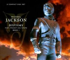 MICHAEL JACKSON - HISTORY: PAST, PRESENT AND FUTURE, BOOK I NEW CD