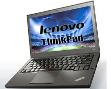 "Lenovo ThinkPad X240 Intel Core i5 1,90GHz 128SSD 8GB 12 "" pollici WEB CAM"