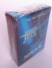 STAR WARS YOUNG JEDI COLLECTIBLE CARD GAME 30 CARD STARTER DECK NEW & SEALED