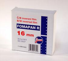 Fomapan R Black And White 16mm Cine Film