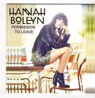 (GS702) Hannah Boleyn, Permission To Leave - 2015 DJ CD