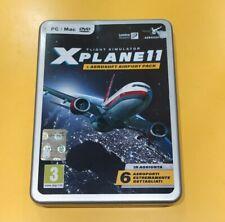 X Plane 11 + Aerosoft Airport Pack GIOCO PC VERSIONE ITALIANA