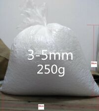 250g 3-5mm WhiteFoam/Styrofoam ball for BeanBag Baby Filler Bed Sleeping Pillow