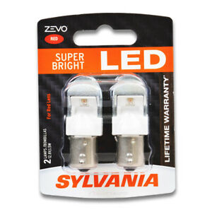 Sylvania ZEVO Brake Light Bulb for Mercedes-Benz 600 220 C240 C43 AMG C36 fp