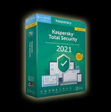 Kaspersky Total Security 2021✅ Global🔑 1 Device For 1 year PC/Mac/Android