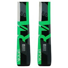 Ski occasion Volkl RTM 8.0 + fixations - Qualité A - 179 cm