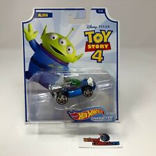 Alien Toy Story 4 * Hot Wheels Character Cars * Q67
