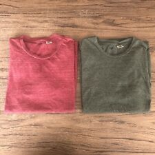 Levi's Men's Tee Shirts (Lot Of 2) Size M #11981