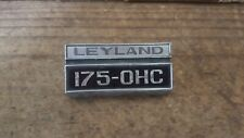 Original Leyland Marina 175-OHC badge