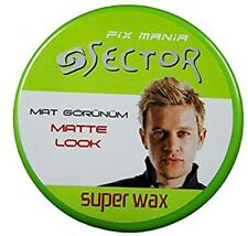 Super Sector Super Styling Hair Wax Matte 150ml