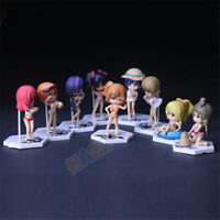 9pcs/set Anime Lovelive! Kotori Minami Nozomi Tojo Figure PVC Model Toys