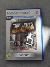 Tony Hawk's Underground Platinum (Playstation 2) Spiel Game