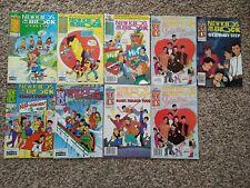 9 ~ New Kids on the Block COMIC BOOKS ~ NKOTB