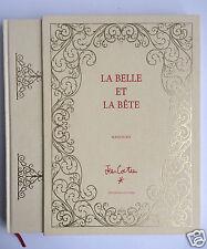 Jean Cocteau - La belle et la bête, le manuscrit - Editions des Saints Pères