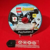 LEGO Batman: The Video Game - Sony Playstation 2 PS2 PAL *BellaRoseCollectables*