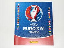 PANINI - UEFA EURO 2016 FRANCE - FOOTBALL STICKER ALBUM - EMPTY (PL01)