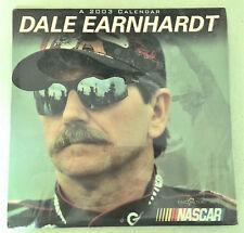 2003 Calendar Dale Earnhardt 12 X 12
