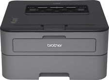 Brother - HL-L2320D Black-and-White Printer - Gray