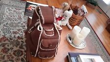 ** Ralph Lauren **  Shearling  Bag  *  Brand  New  ~  w/tags  *  MSRP  $1,350.00