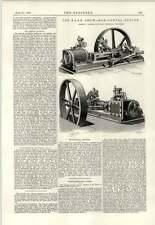 1889 Horizontal Engine Burrell Thetford