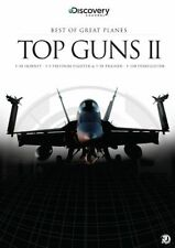 Best Of Great Planes - Top Guns II (DVD, 2010, 3-Disc Set) - Region 4