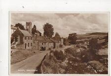 Muker Swaledale Yorkshire Vintage RP Postcard 363b