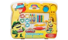 Play-Doh Activity Desk Set Sambro New Sealed Helps With Hand & Eye Co-ordination