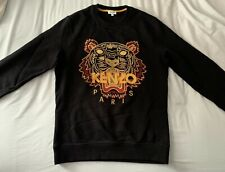 Kenzo SPECIAL LIMITED EDITION 'CHINESE NEW YEAR' Black Crew Neck Sweatshirt