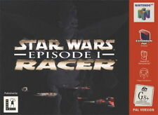 STAR WARS EPISODE 1: RACER *RARE* NINTENDO 64 GAME *NEW* AUS EXPRESS