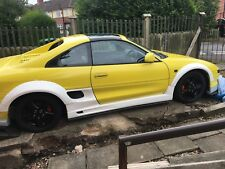toyota mr2 mk2 abflug style arches / fender flares set of 4 new bodykits