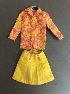#1219 Something Else! 1969 FRANCIE doll outfit MOD VINTAGE Barbie