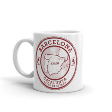 Barcelona Catalunya Spain High Quality 10oz Coffee Tea Mug #5723