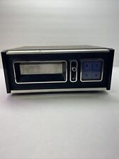 GE General Electric Eight Track Stereo Deck Model TA 560A FOR PARTS; NOT WORKING