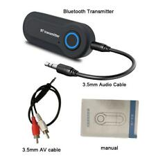 Wireless Bluetooth 4.0 3.5mm Stereo Music Audio Transmitter Sender Adapter MP3