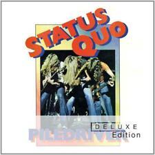 STATUS QUO - Piledriver [Deluxe Edition](2 CD, 2014 Mercury) BRAND NEW & SEALED
