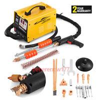220V Vehicle Panel Spot Puller Dent Spotter Multispot Bonnet Door Repair Tool