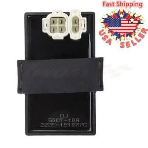 DC Ignition CDI Box For Honda FourTrax 300 TRX300 FW 1988-2000 30410-HC4-770 NEW