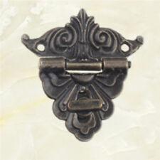 Furniture Hardware Suitcase Lock Wooden Jewelry Case Box Latch Clasp MA