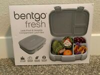 New Open Box Bentgo Fresh Innovative and Stylish Leakproof Lunch Box Mult Colors