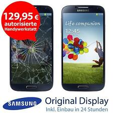 Original Samsung I9506 Galaxy S4 LTE Touchscreen Display LCD Reparatur Schwarz