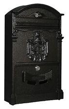 Mailbox Model Regia Mail Aluminum cm 26x9x41h Postman Letterbox