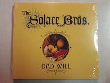 THE SOLACE BROS BAD WILL 2007 8 TRACK CD TUCSON AZ INDIE ROCK NEW SEALED HTF OOP