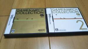 Nintendo DS GAME & WATCH COLLECTION