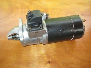 Starter motor to fit FORDSON MAJOR / SUPER MAJOR tractor.