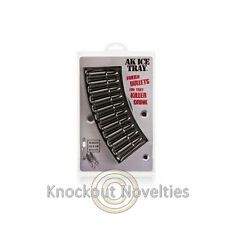 AK Ice Tray Ice Mold Shape Cold Icey Shapes Water Freeze Frozen Party Bullet
