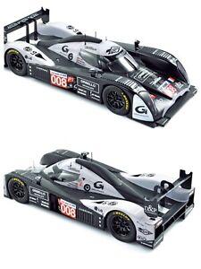 1/18 Norev Aston Martin LMP1 N°008 Team Signature LeMans 2010 Livraison Domicile